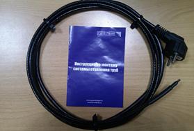 Греющие кабеля
